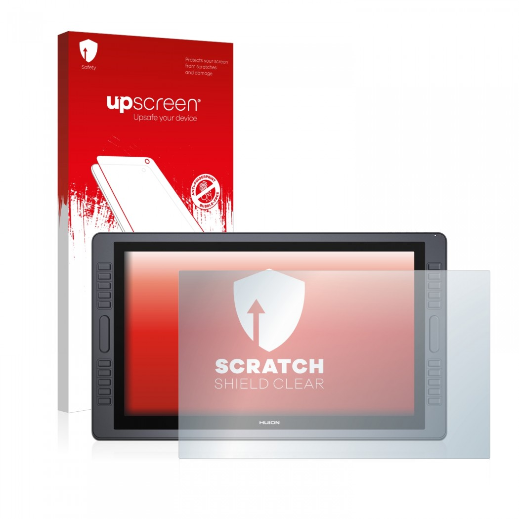 upscreen® Scratch Shield Screen Protector for Huion Kamvas GT-221 Pro