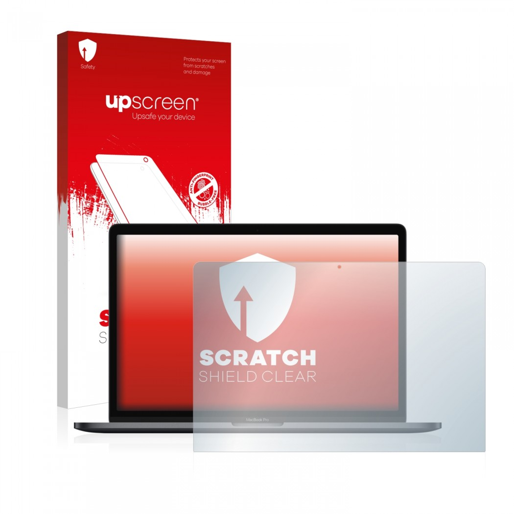 upscreen® Scratch Shield Screen Protector for Apple MacBook Pro 15