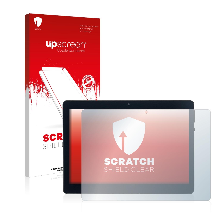 Čirá ochranná fólie upscreen® Scratch Shield pro Acepad A140 10.1