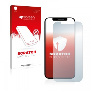 High Transparency Strong Scratch Protection upscreen Scratch Shield Clear Screen Protector for Panasonic HDC-SDX1 Multitouch Optimized