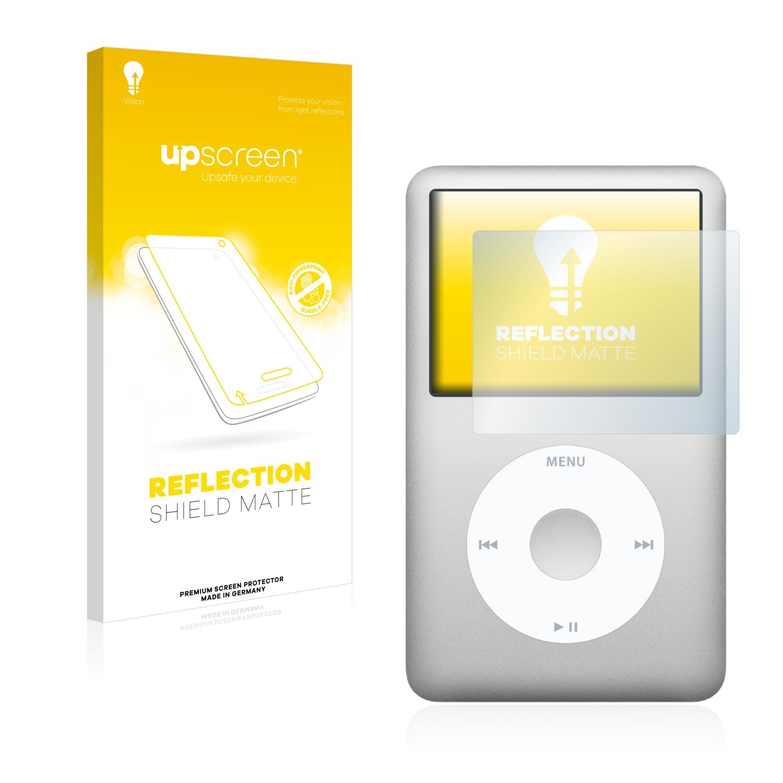 5f3f36876b5 upscreen® Reflection Shield Matte Premium Protector de pantalla mate para  Apple iPod classic 160 GB (7a generación)