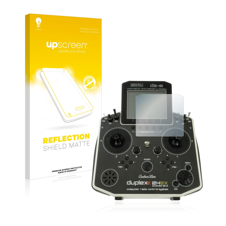 Matná ochranná fólie upscreen® Matte pro Jeti DS-16