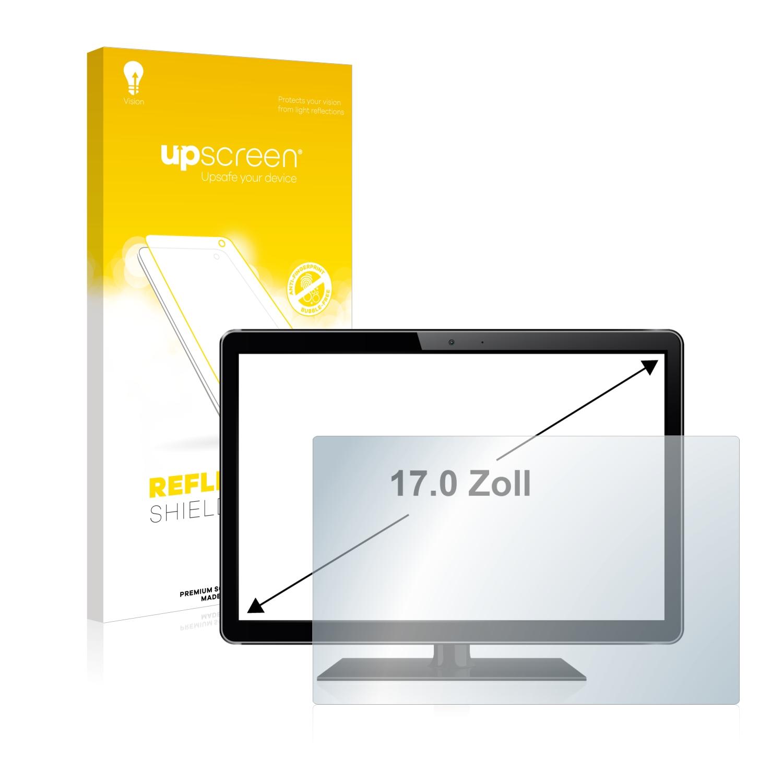 Matná ochranná fólie upscreen® Matte pro Průmyslový monitor s 17 palce Displejem [338 mm x 270 mm, 5:4]