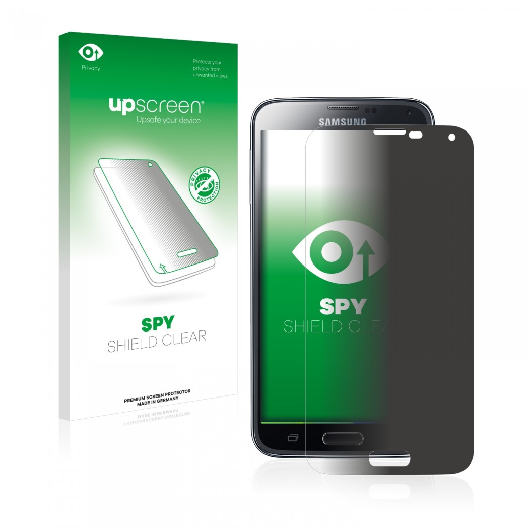 upscreen® Spy Shield Privacy Screen Protector for Samsung Galaxy S5 Neo