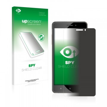 upscreen Spy Shield Clear Privacy Screen Protector for