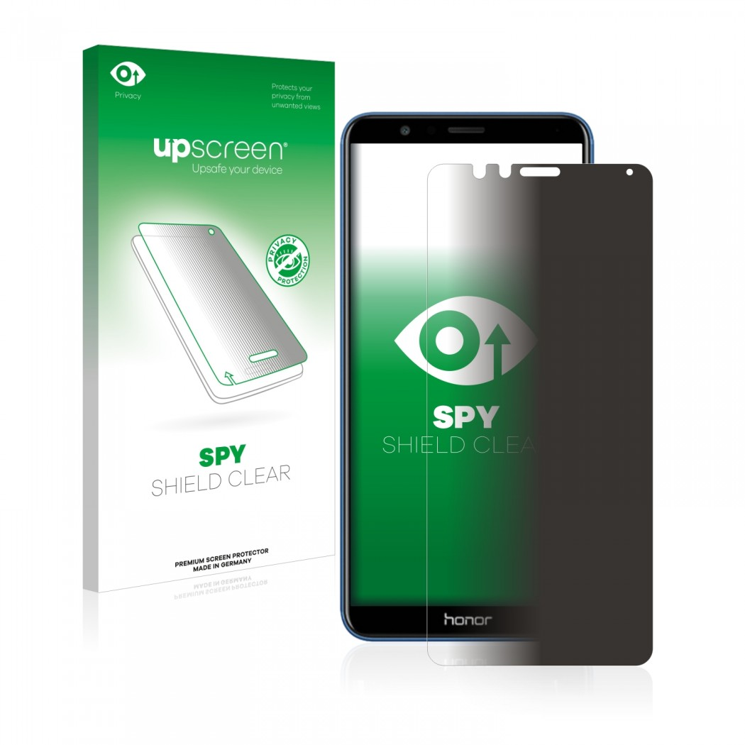 upscreen® Spy Shield Privacy Screen Protector for Huawei Honor 7X