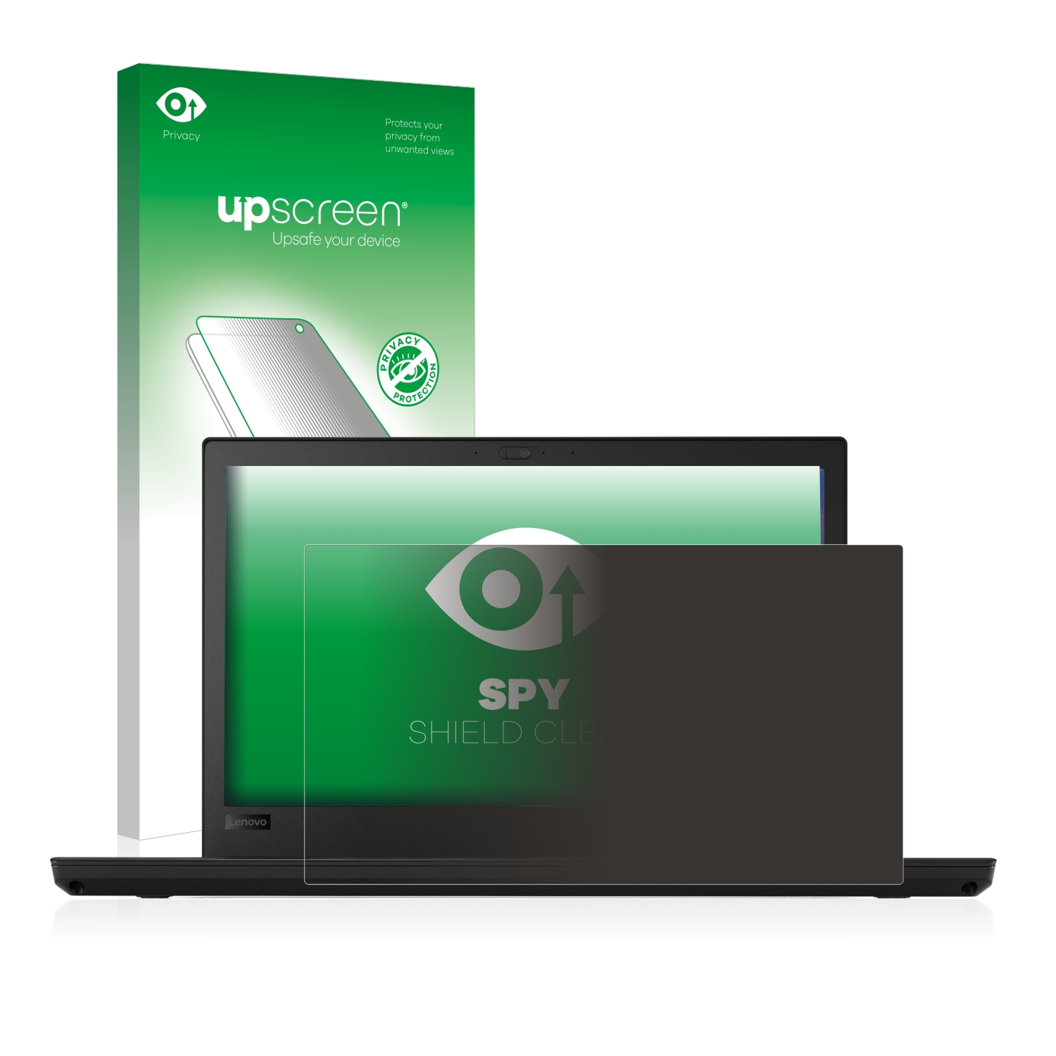 Details about upscreen Privacy Screen Protector for Lenovo ThinkPad T480 -  Anti-Spy