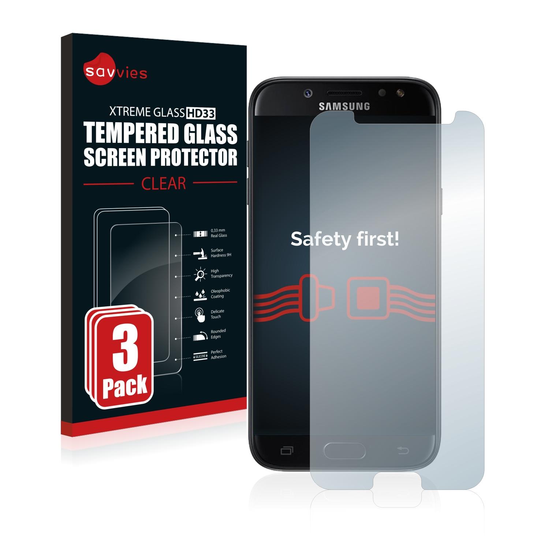 3x PELLICOLA VETRO TEMPERATO Samsung Galaxy J5 / J5 Pro (2017) PROTEZIONE