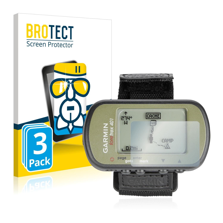 Upscreen reflection película protectora Garmin drivesmart 60 lmt-d Matt
