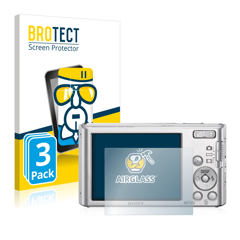 2x Pellicola Protettiva Display Opaca Sony Cyber-shot dsc-wx220 Pellicola Protettiva Pellicola