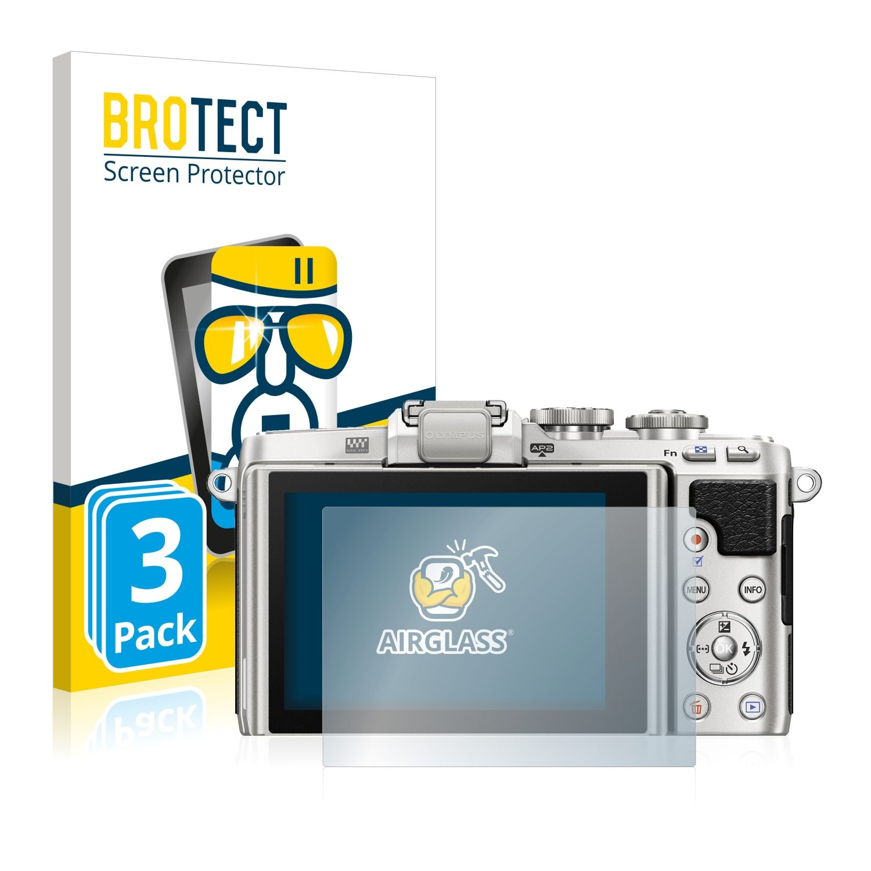 Film Protection Ecran Mat 2 Pi/èces BROTECT Protection Ecran Anti-Reflet Compatible avec Olympus Tough TG-6
