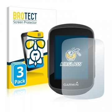 BROTECT® AirGlass® Glass Screen Protector for Garmin Edge 130 - free