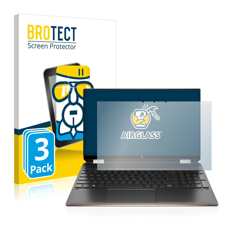 3x BROTECT AirGlass čirá skleněná fólie pro Acer ACTAB821