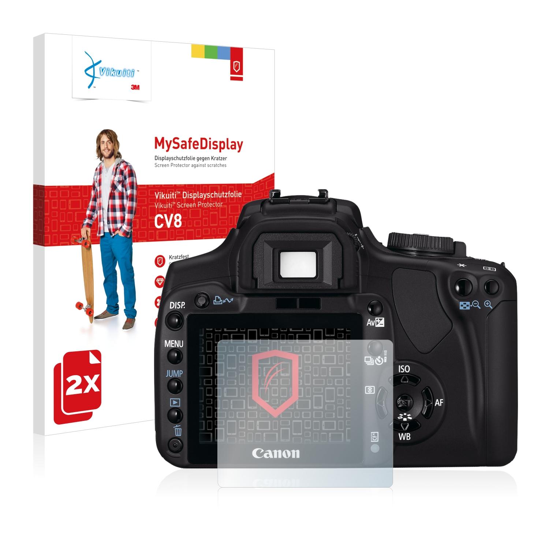 Ochranná fólie CV8 od 3M pro Canon EOS 400D, 2ks