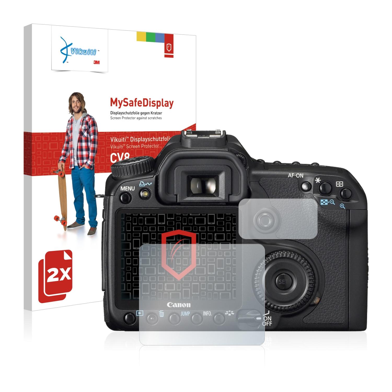 Ochranná fólie CV8 od 3M pro Canon EOS 40D, 2ks