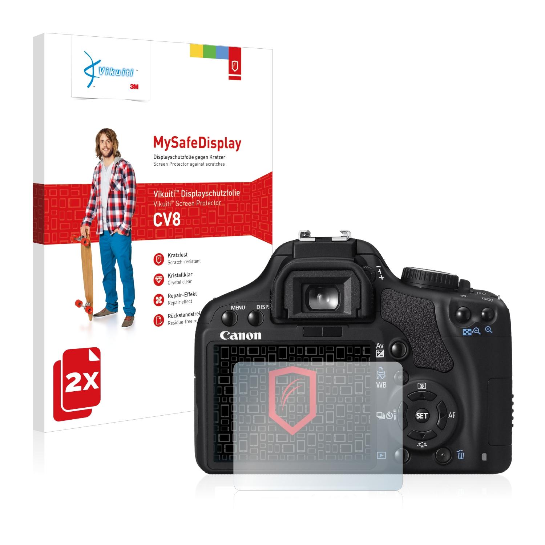 Ochranná fólie CV8 od 3M pro Canon EOS 450D, 2ks