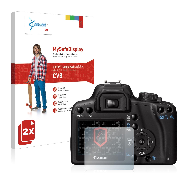 Ochranná fólie CV8 od 3M pro Canon EOS 1000D, 2ks