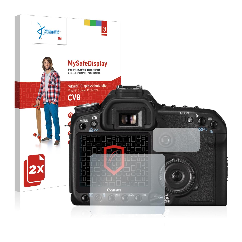 Ochranná fólie CV8 od 3M pro Canon EOS 50D, 2ks