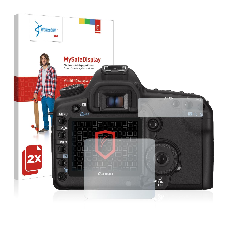 Ochranná fólie CV8 od 3M pro Canon EOS 5D Mark II, 2ks