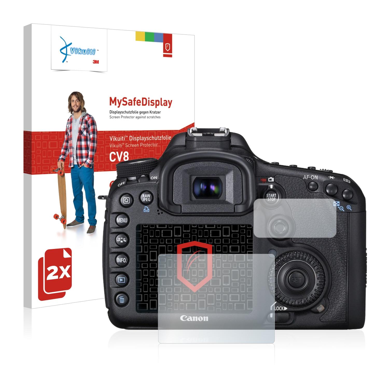 Ochranná fólie CV8 od 3M pro Canon EOS 7D, 2ks