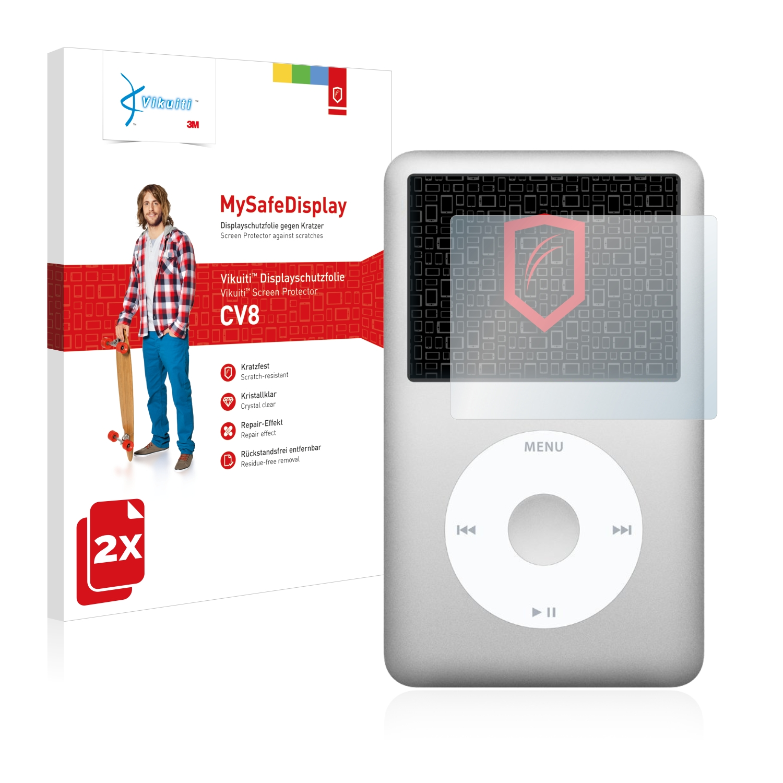 Ochranná fólie CV8 od 3M pro Apple iPod classic 160 GB 7. Generation, 2ks