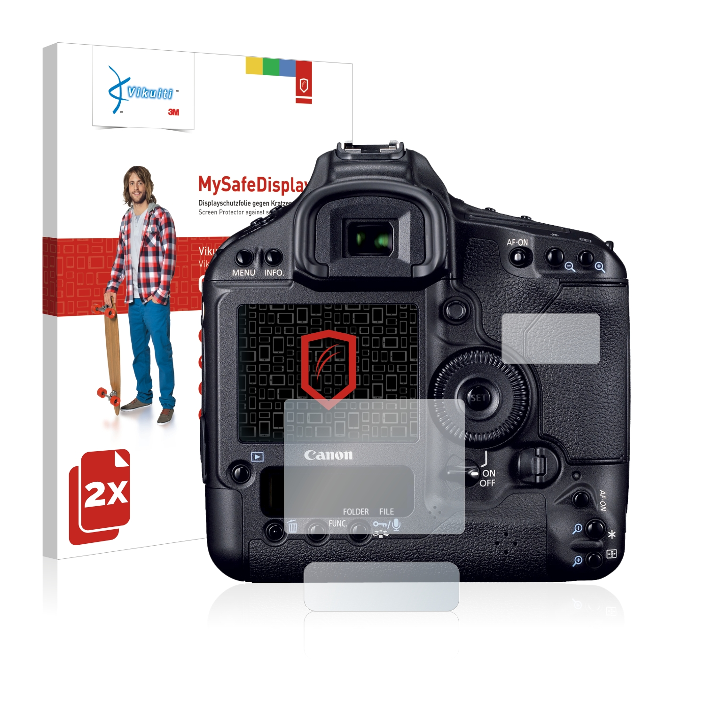 Ochranná fólie CV8 od 3M pro Canon EOS 1D Mark IV, 2ks