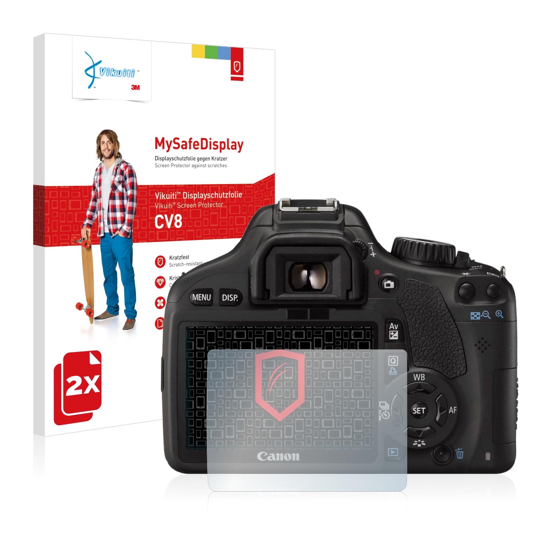 Ochranná fólie CV8 od 3M pro Canon EOS 550D, 2ks