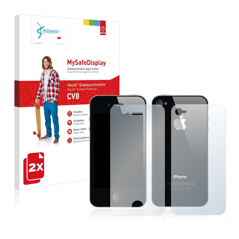 Ochranná fólie CV8 od 3M pro Apple iPhone 4 (Přední strana + Zadní strana), 2ks