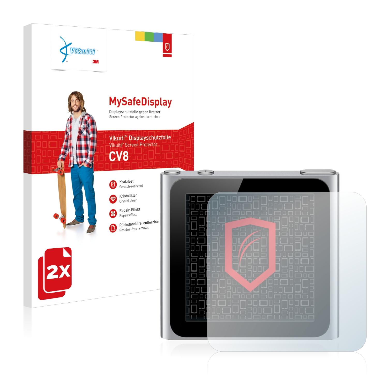 Ochranná fólie CV8 od 3M pro Apple iPod nano (6. Generation, 2010), 2ks
