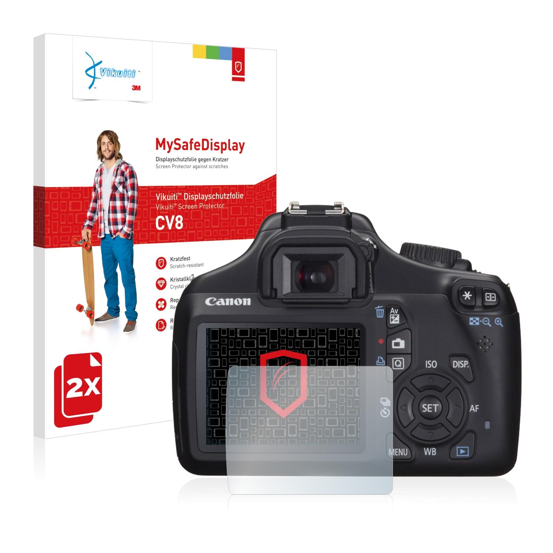 Ochranná fólie CV8 od 3M pro Canon EOS 1100D, 2ks