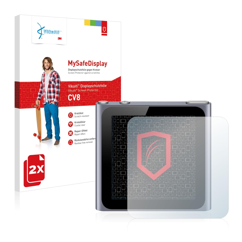 Ochranná fólie CV8 od 3M pro Apple iPod nano (6. Generation, 2011), 2ks