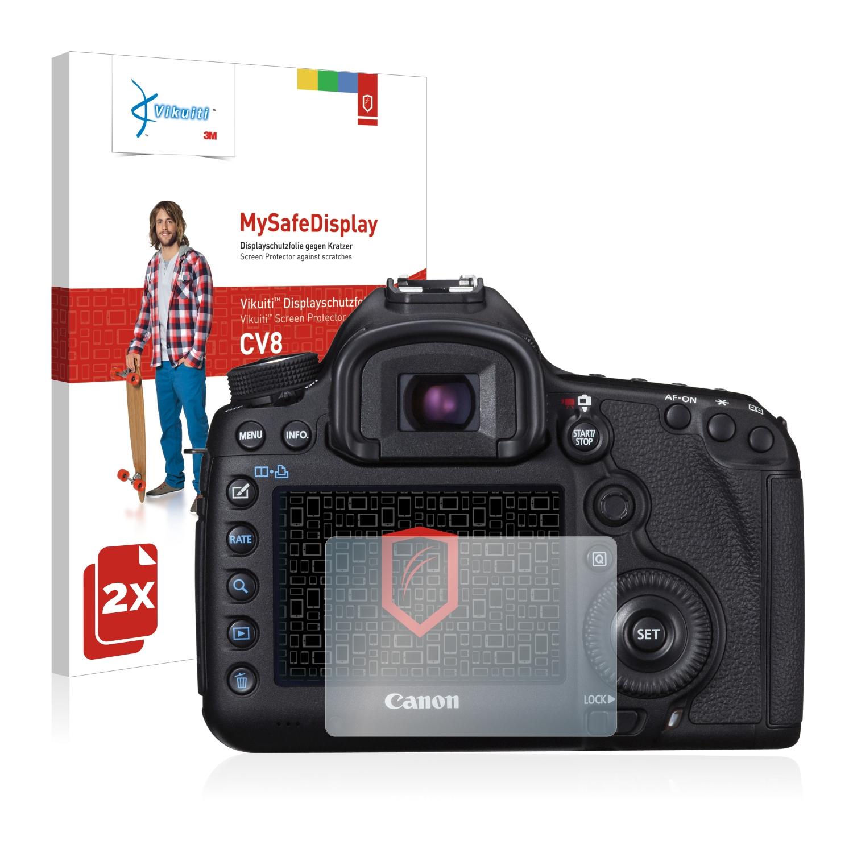 Ochranná fólie CV8 od 3M pro Canon EOS 5D Mark III, 2ks