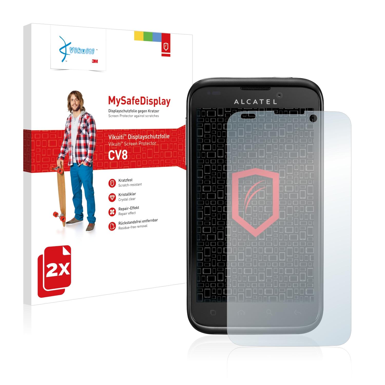 Ochranná fólie CV8 od 3M pro Alcatel One Touch OT-995, 2ks