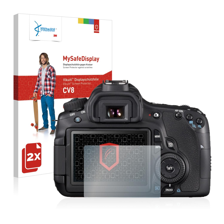 Ochranná fólie CV8 od 3M pro Canon EOS 650D, 2ks
