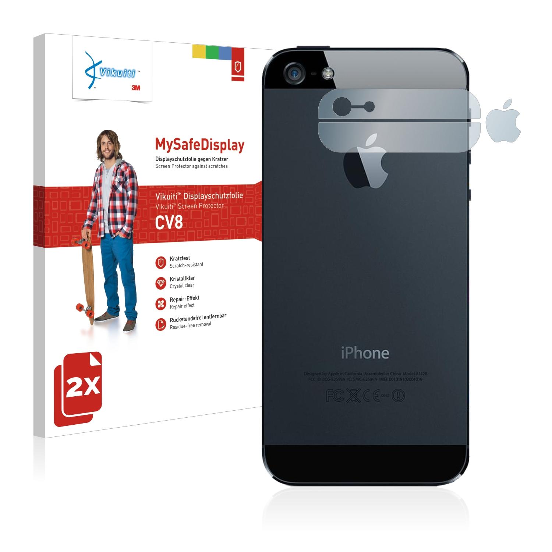 Ochranná fólie CV8 od 3M pro Apple iPhone 5 Zadní strana (Glasflächen + Logo), 2ks
