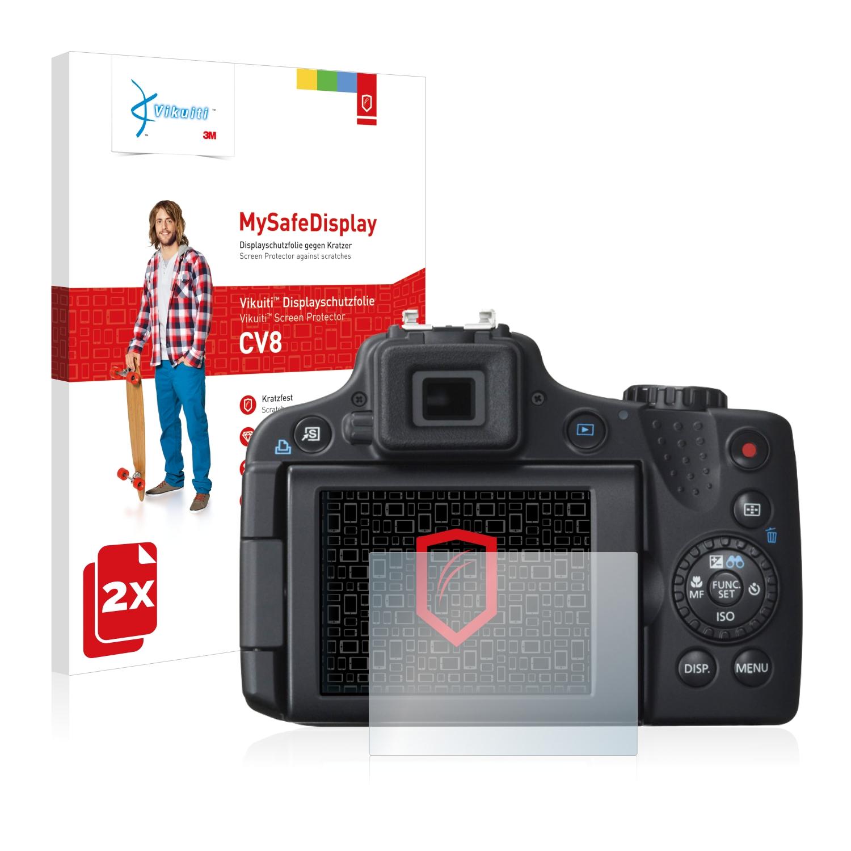 Ochranná fólie CV8 od 3M pro Canon PowerShot SX50 HS, 2ks