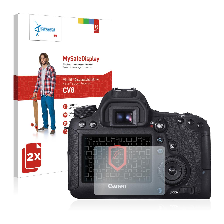 Ochranná fólie CV8 od 3M pro Canon EOS 6D, 2ks