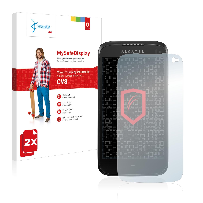 Ochranná fólie CV8 od 3M pro Alcatel One Touch OT-997D Dual Sim, 2ks