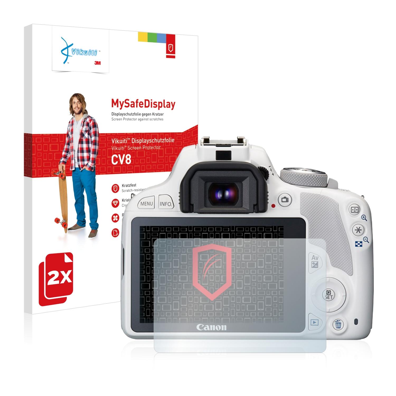 Ochranná fólie CV8 od 3M pro Canon EOS 100D, 2ks