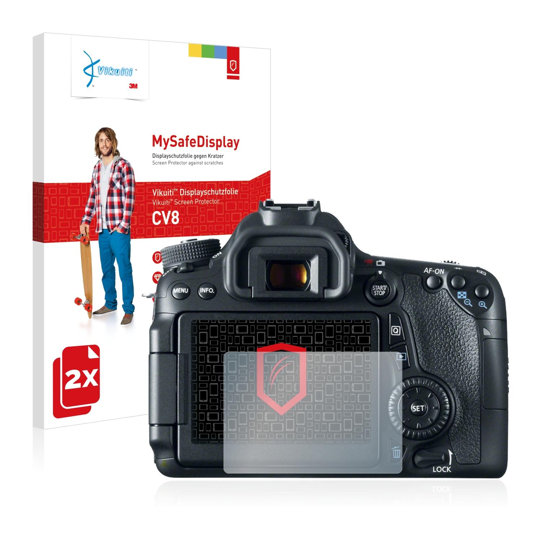 Ochranná fólie CV8 od 3M pro Canon EOS 70D, 2ks