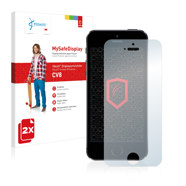 Ochranná fólie CV8 od 3M pro Apple iPhone 5S, 2ks