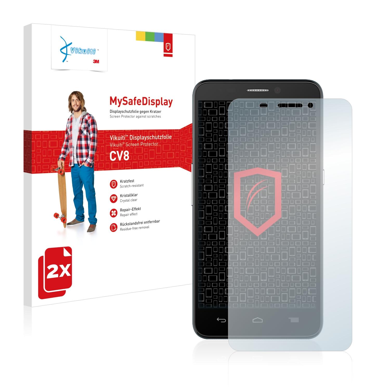 Ochranná fólie CV8 od 3M pro Alcatel One Touch Idol S OT-6034, 2ks