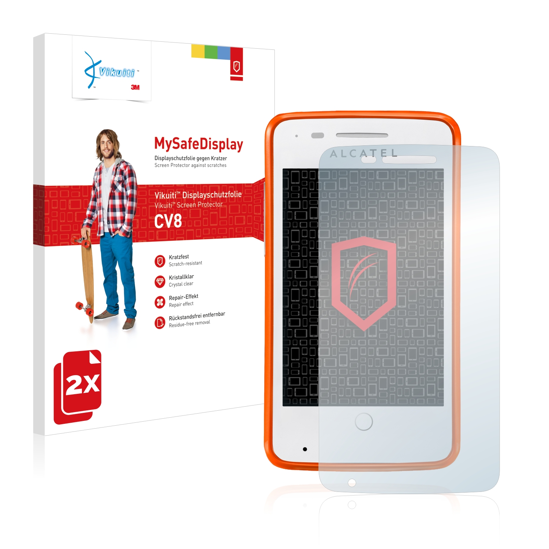 Ochranná fólie CV8 od 3M pro Alcatel One Touch Fire 4012A 4012x, 2ks