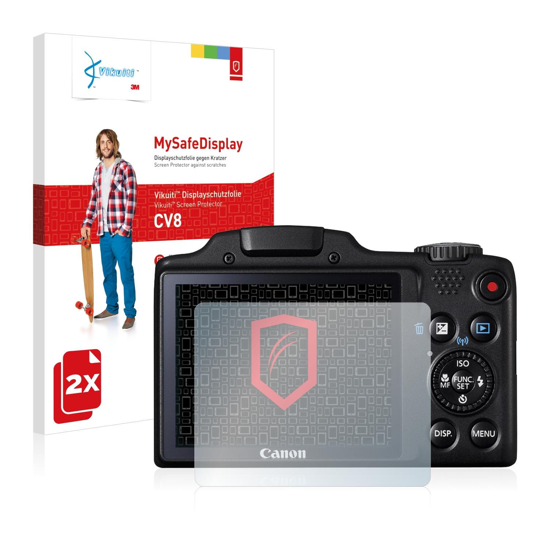 Ochranná fólie CV8 od 3M pro Canon PowerShot SX510 HS, 2ks