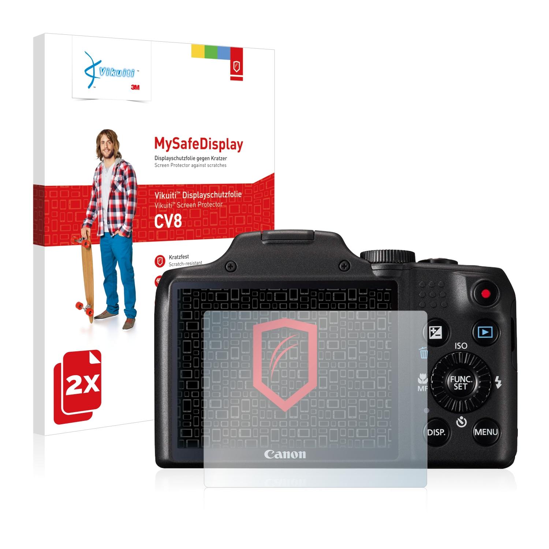 Ochranná fólie CV8 od 3M pro Canon PowerShot SX170 IS, 2ks