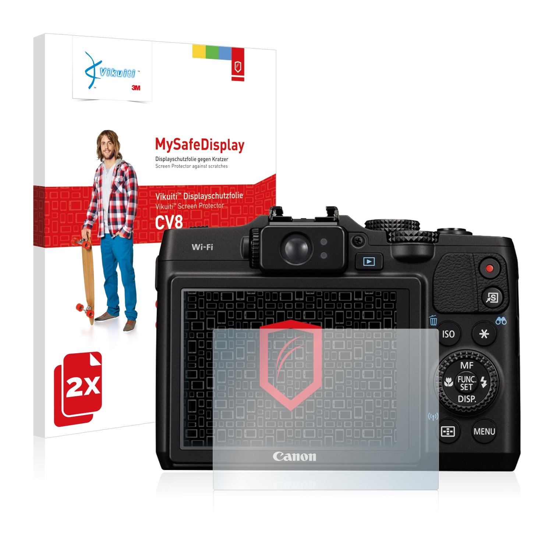 Ochranná fólie CV8 od 3M pro Canon PowerShot G16, 2ks