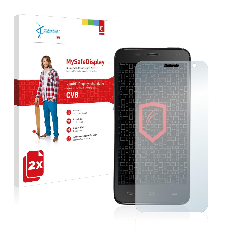 Ochranná fólie CV8 od 3M pro Alcatel One Touch OT-6012D Idol Mini Slate, 2ks
