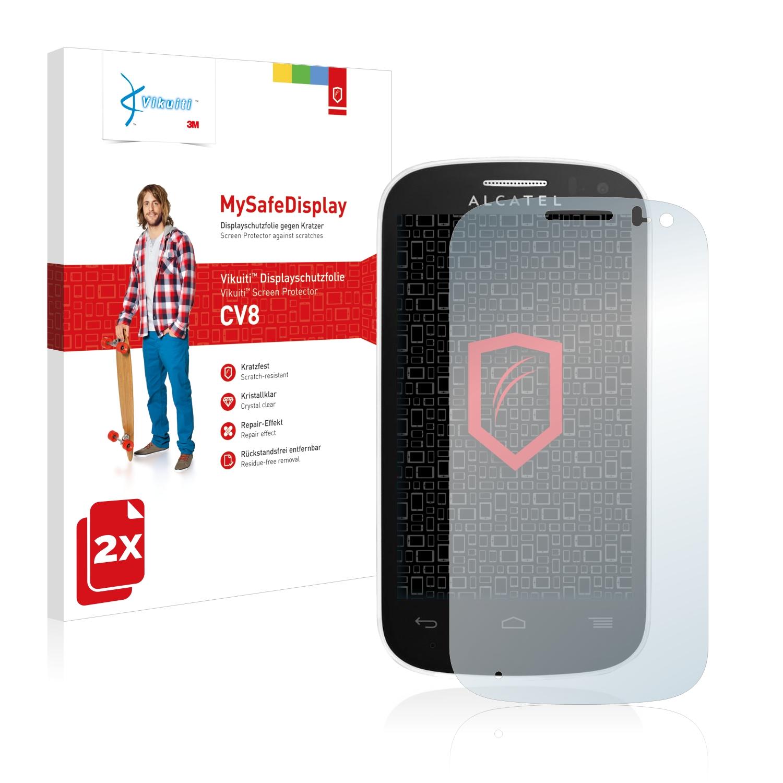 Ochranná fólie CV8 od 3M pro Alcatel One Touch Pop C3 4033D, 2ks