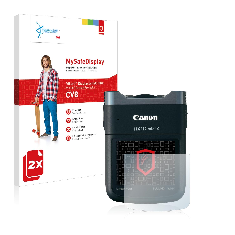 Ochranná fólie CV8 od 3M pro Canon Legria Mini X, 2ks