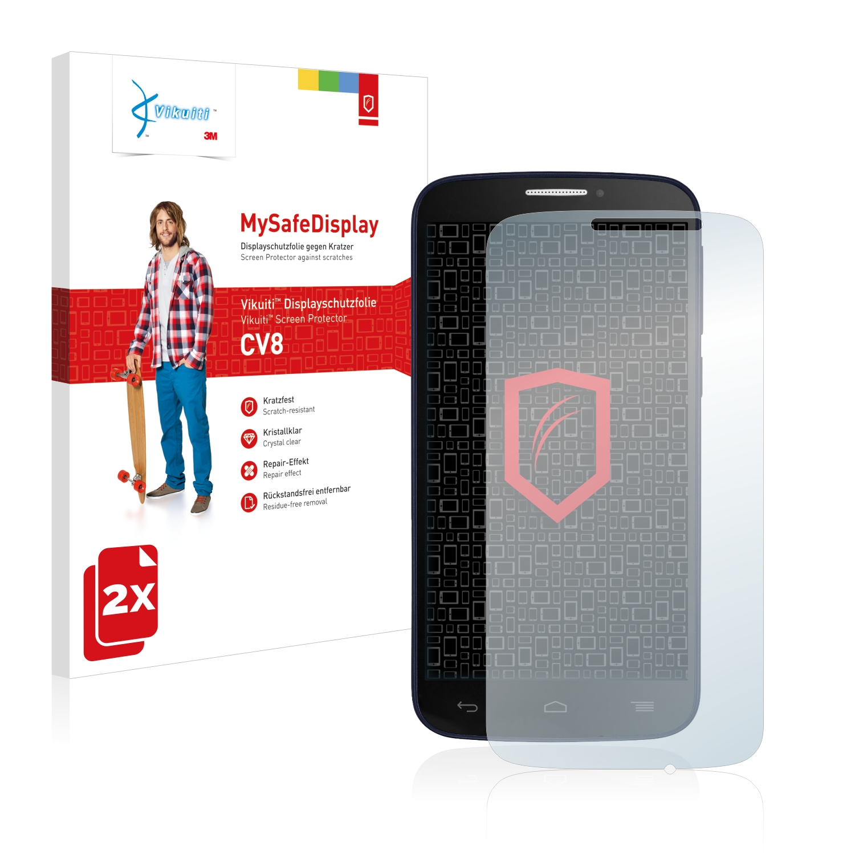 Ochranná fólie CV8 od 3M pro Alcatel One Touch Pop C7 7040A, 2ks